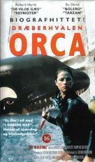 Orca - Danish VHS cover (xs thumbnail)