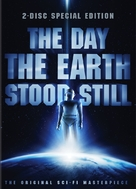 The Day the Earth Stood Still - DVD movie cover (xs thumbnail)