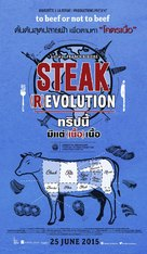 Steak (R)evolution - Thai Movie Poster (xs thumbnail)