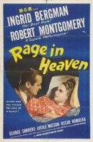 Rage in Heaven - Re-release movie poster (xs thumbnail)