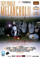 Melancholian kolme huonetta - Polish poster (xs thumbnail)