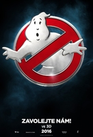 Ghostbusters - Czech Movie Poster (xs thumbnail)