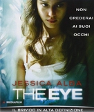 The Eye - Spanish Blu-Ray movie cover (xs thumbnail)