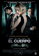 El cuerpo - Colombian Movie Poster (xs thumbnail)