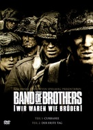 """Band of Brothers"" - German Movie Cover (xs thumbnail)"