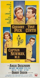 Captain Newman, M.D. - Movie Poster (xs thumbnail)