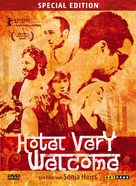 Hotel Very Welcome - German DVD cover (xs thumbnail)