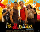 Mánagers, Los - Spanish Movie Poster (xs thumbnail)