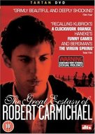 The Great Ecstasy of Robert Carmichael - British DVD cover (xs thumbnail)
