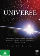 """The Universe"" - Australian DVD cover (xs thumbnail)"