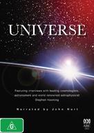 """The Universe"" - Australian DVD movie cover (xs thumbnail)"