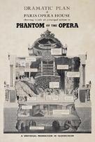 Phantom of the Opera - Movie Poster (xs thumbnail)