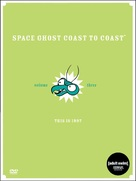 """""""Space Ghost Coast to Coast"""" - DVD movie cover (xs thumbnail)"""