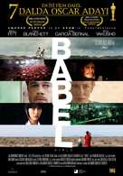 Babel - Turkish Movie Poster (xs thumbnail)