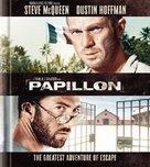 Papillon - Blu-Ray cover (xs thumbnail)