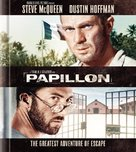 Papillon - Blu-Ray movie cover (xs thumbnail)