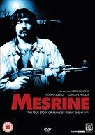 Mesrine - British Movie Cover (xs thumbnail)