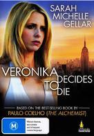 Veronika Decides to Die - Australian DVD cover (xs thumbnail)