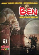 Ben - German Video release poster (xs thumbnail)