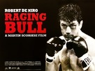 Raging Bull - British Movie Poster (xs thumbnail)