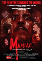 Maniac - Movie Poster (xs thumbnail)