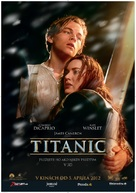 Titanic - Slovak Movie Poster (xs thumbnail)