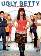 """""""Ugly Betty"""" - DVD movie cover (xs thumbnail)"""