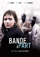 Bande à part - French DVD cover (xs thumbnail)