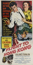 Flight to Hong Kong - Movie Poster (xs thumbnail)
