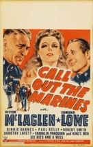 Call Out the Marines - Movie Poster (xs thumbnail)