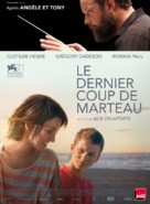 Le dernier coup de marteau - French Movie Poster (xs thumbnail)