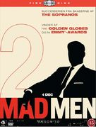 """Mad Men"" - Danish DVD movie cover (xs thumbnail)"