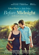 Before Midnight - German Movie Poster (xs thumbnail)