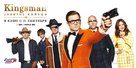 Kingsman: The Golden Circle - Russian Movie Poster (xs thumbnail)