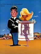 Le gendarme de St. Tropez - French Movie Poster (xs thumbnail)