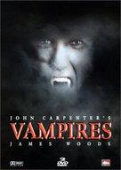 Vampires - British Movie Cover (xs thumbnail)
