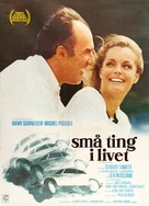 Choses de la vie, Les - Danish Movie Poster (xs thumbnail)