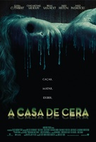 House of Wax - Brazilian Movie Poster (xs thumbnail)