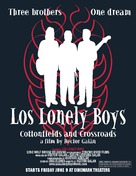 Los Lonely Boys: Cottonfields and Crossroads - Movie Poster (xs thumbnail)