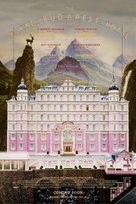 The Grand Budapest Hotel - Swiss Movie Poster (xs thumbnail)