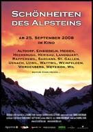 Schönheiten des Alpsteins - Swiss Movie Poster (xs thumbnail)