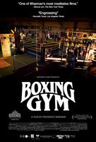 Boxing Gym - Movie Poster (xs thumbnail)