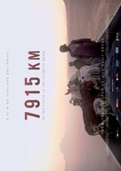 7915 Km - British Movie Poster (xs thumbnail)