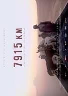 7915 Km - British Movie Poster (xs thumbnail)