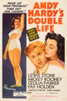 Andy Hardy's Double Life - Movie Poster (xs thumbnail)