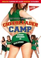 #1 Cheerleader Camp - German DVD cover (xs thumbnail)
