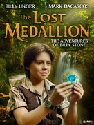 The Lost Medallion: The Adventures of Billy Stone - Video on demand movie cover (xs thumbnail)