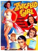 Ziegfeld Girl - Belgian Movie Poster (xs thumbnail)