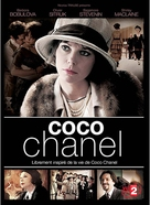 Coco Chanel - French Movie Poster (xs thumbnail)