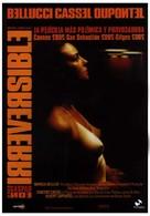 Irréversible - Spanish Movie Poster (xs thumbnail)
